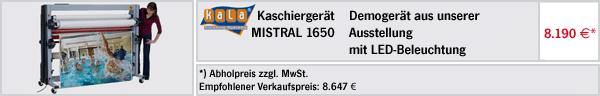 KALA Mistral 1650